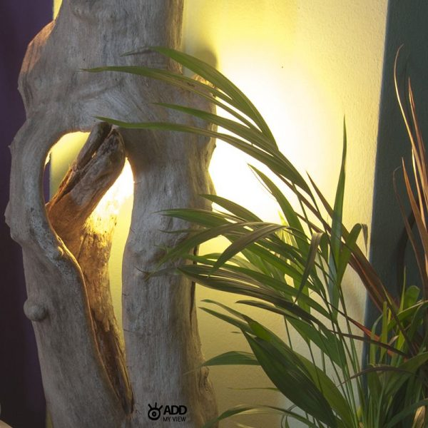 Wooden Lamp Details by ADDMyView
