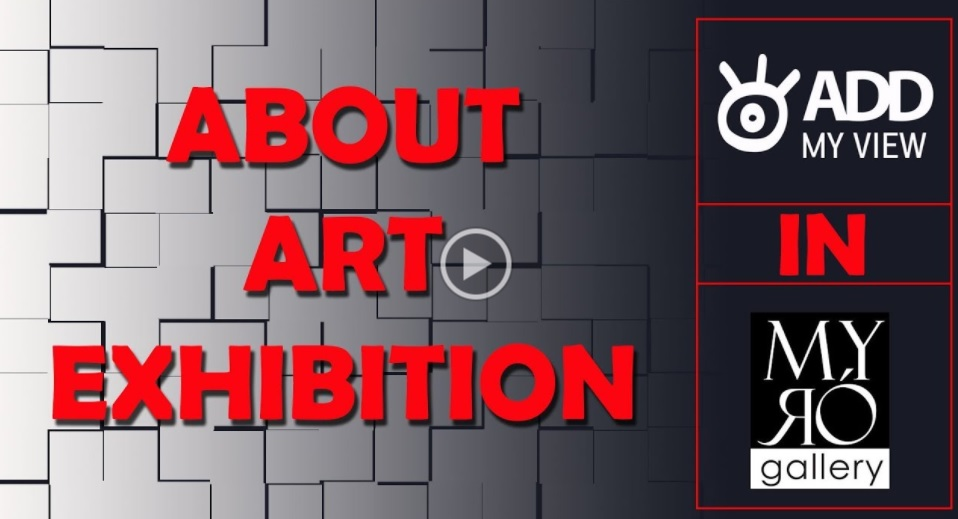 Video from our first Art exhibition in Myro Gallery